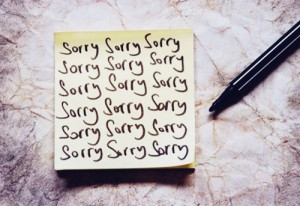 Saying-Sorry-Status-for- Whatsapp- Quotes-in-English